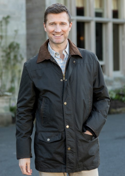 Dubarry Headford Waxed Jacket