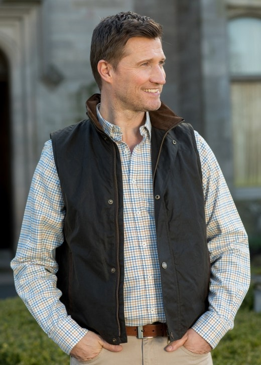 Dubarry Mayfly Waxed Gilet