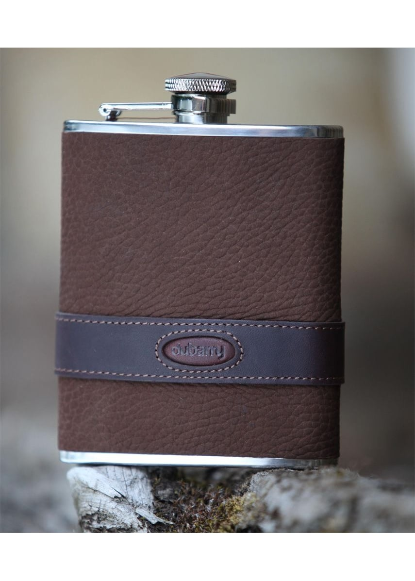 Dubarry Rugby - Hip Flask Large Image