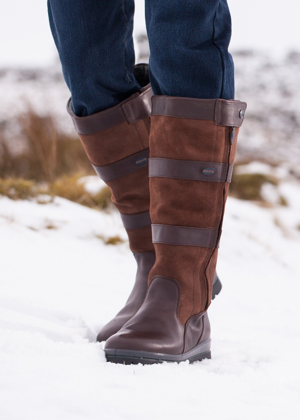 Dubarry Wexford Boots- A Hume