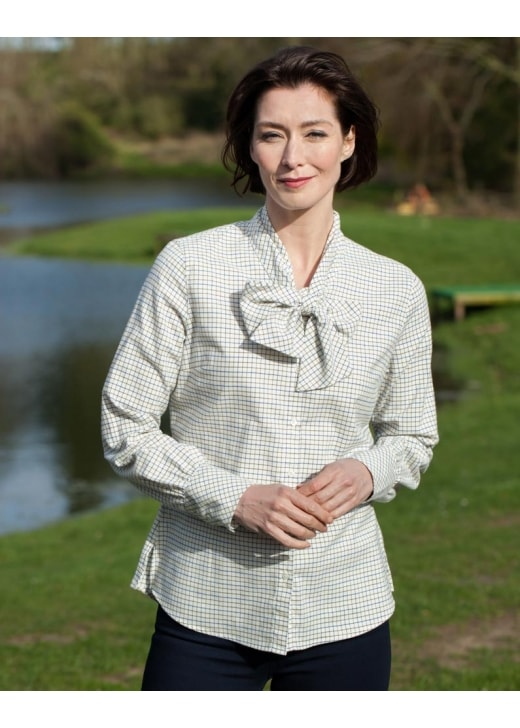 Dubarry Wildrose Tattersall Shirt