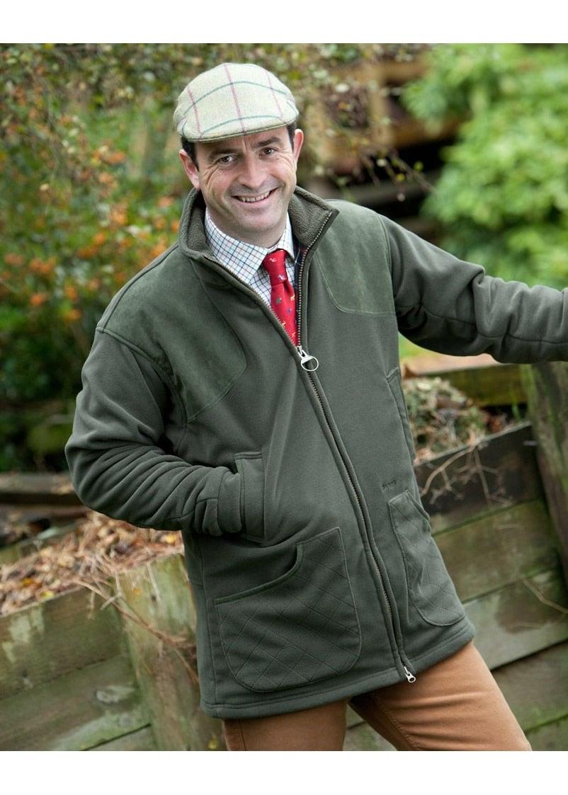 uk store outlet on sale super specials Barbour Dunmoor Fleece Jacket- A Hume