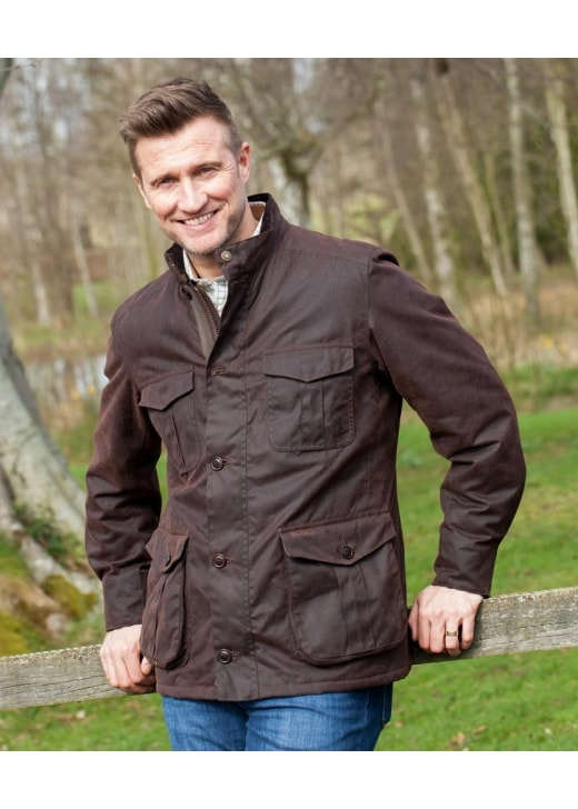 Barbour Dunnon Jacket