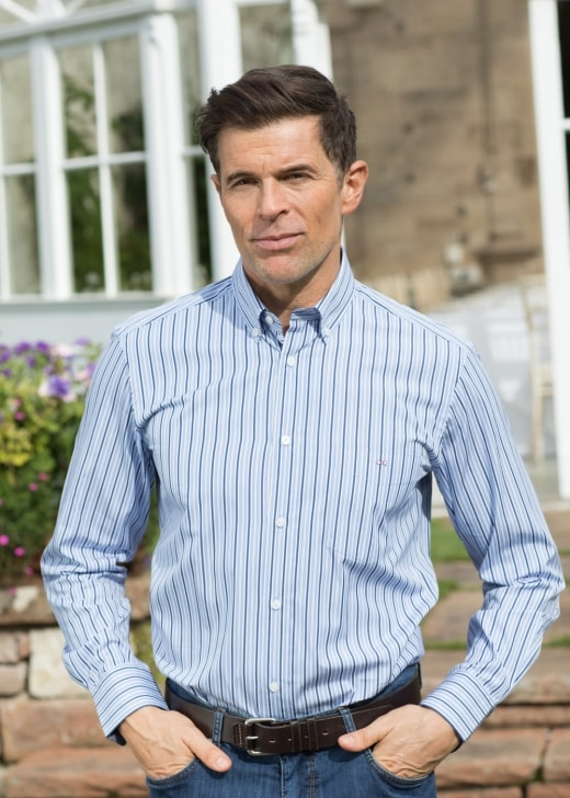 Eden Park Ray Striped Shirt