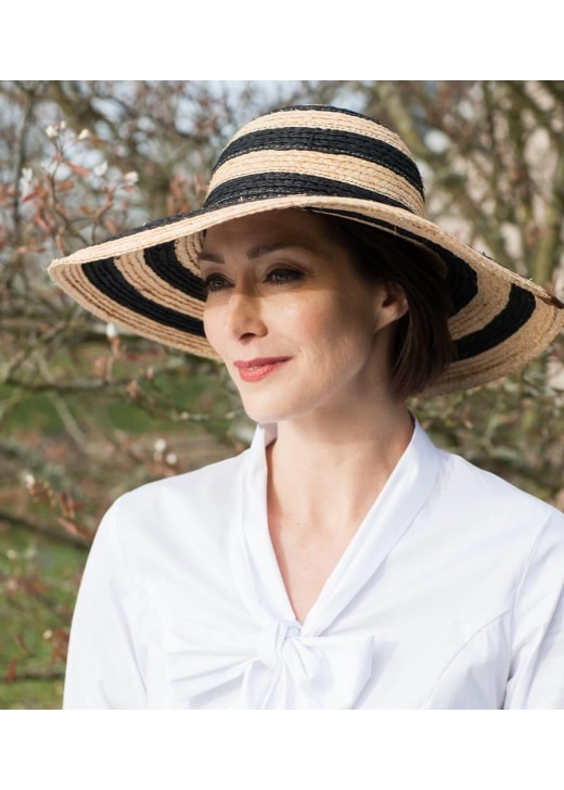 Christys Emilia Wide Brim Hat