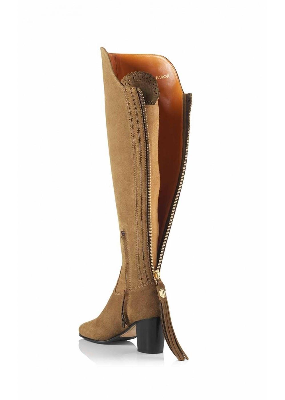 chrysalis over the knee boot