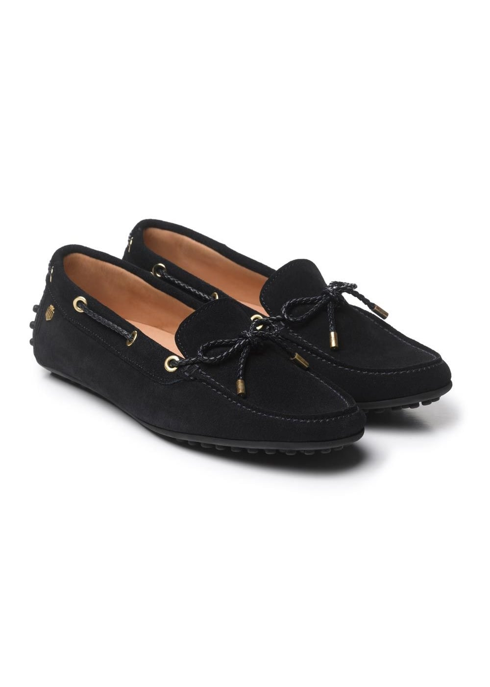 Fairfax and Favor Henley Suede Shoes  Large Image