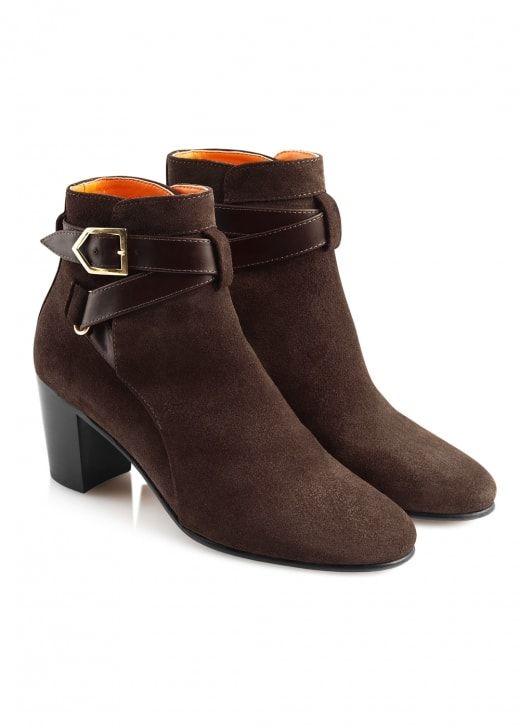 Fairfax and Favor Kensington Suede Ankle Boots