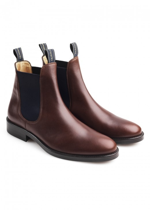 Fairfax and Favor Nelson Chelsea Boots
