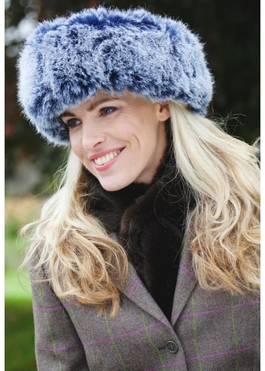 Gail Rowan Fur Headband