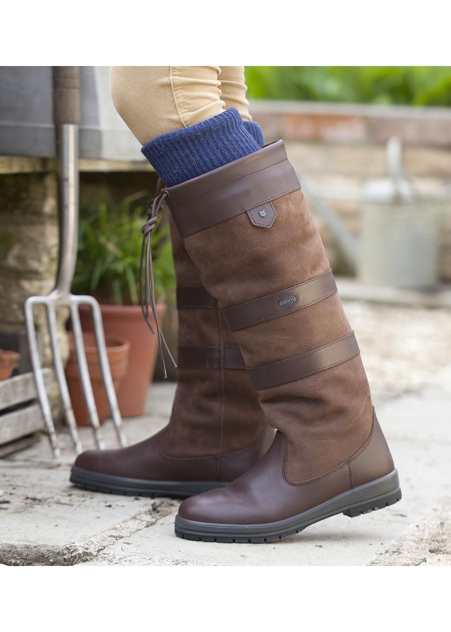 Dubarry Galway Slimfit Boots A Hume