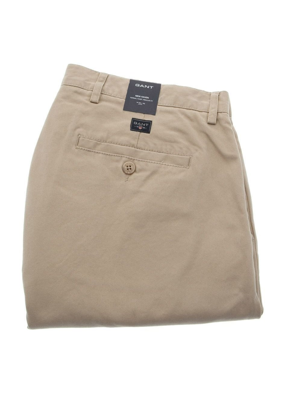 Gant New Haven Chino Trousers Large Image