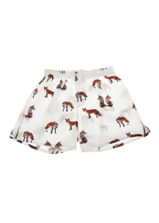 Gibson and Birkbeck Fox Boxer Shorts