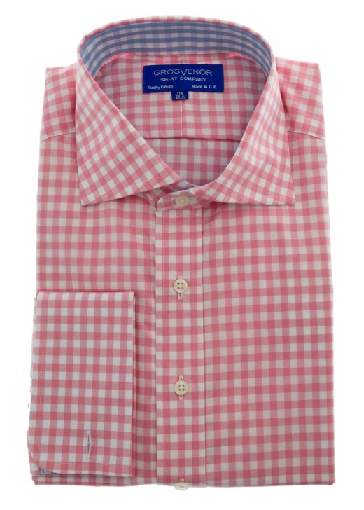 Grosvenor Gingham Check Shirt