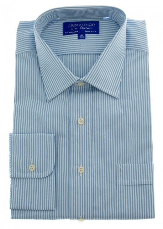 Grosvenor Striped Shirt