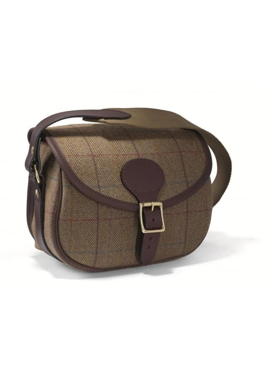 Croots Helmsley Tweed Cartridge Bag