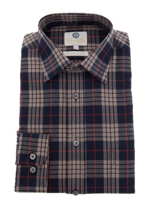 Viyella House Check Shirt