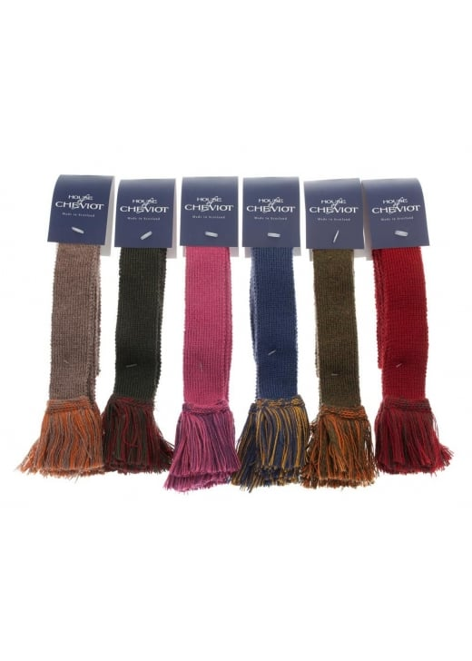 House of Cheviot Classic Garters
