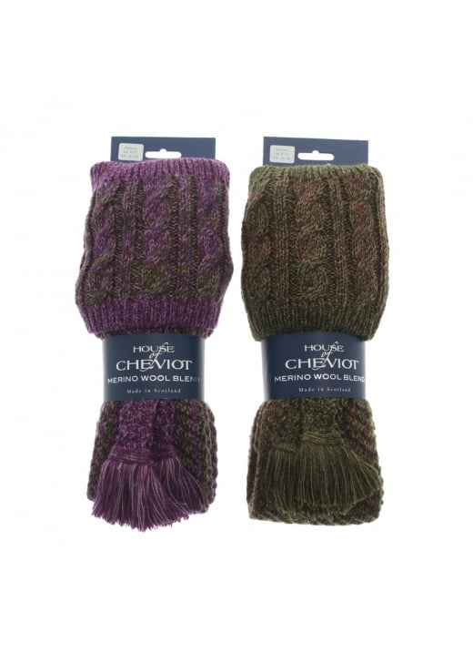 House of Cheviot Reiver Socks and Garters
