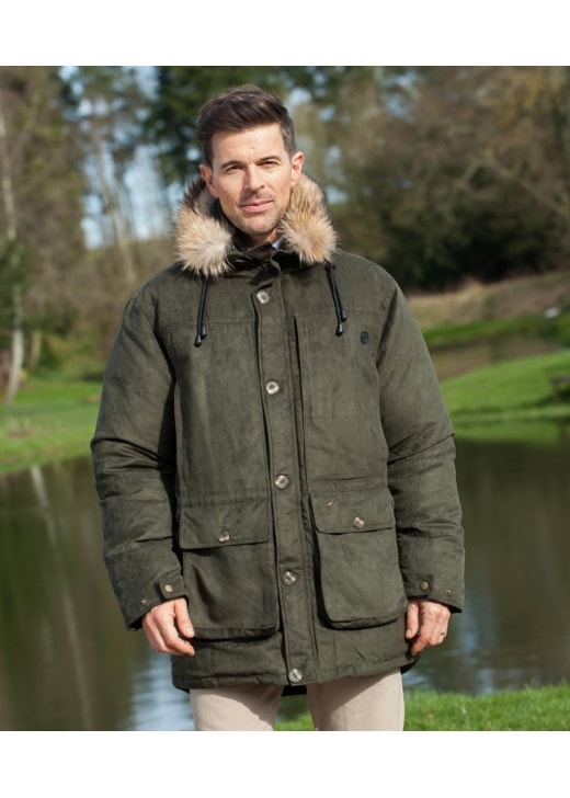 Laksen Kamchatka Parka Coat with CTX