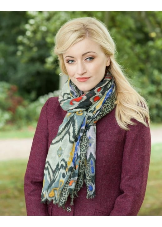 Jo Edwards La Fliquet Scarf