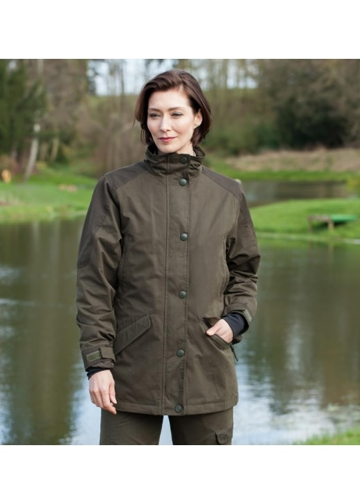 Laksen Lady Dalness Jacket with CTX