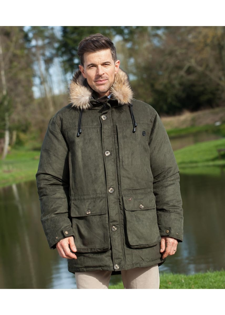 brand new 1666c abbc2 Kamchatka Parka Coat with CTX