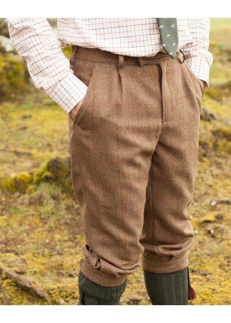 Laksen Tweed Breeks with CTX NEW Large Image