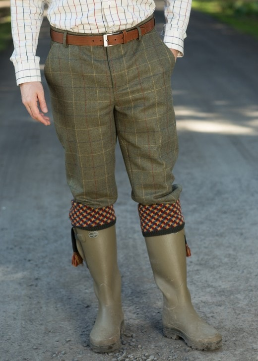 Laksen Tweed Breeks with CTX