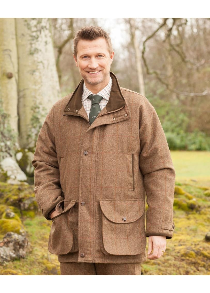 Laksen Wingfield Coat with CTX  Large Image