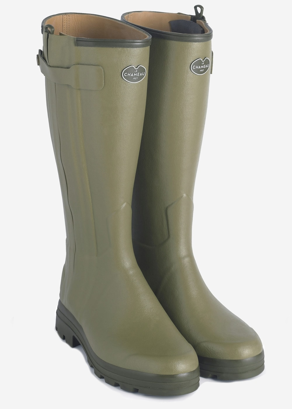 really cheap best wholesaler largest selection of 2019 Chasseur Cuir Wellingtons