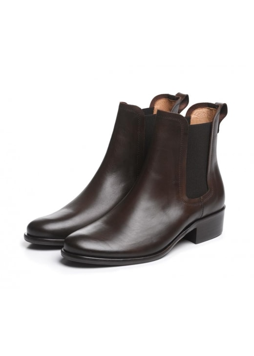 Fairfax and Favor Leather Chelsea Boots
