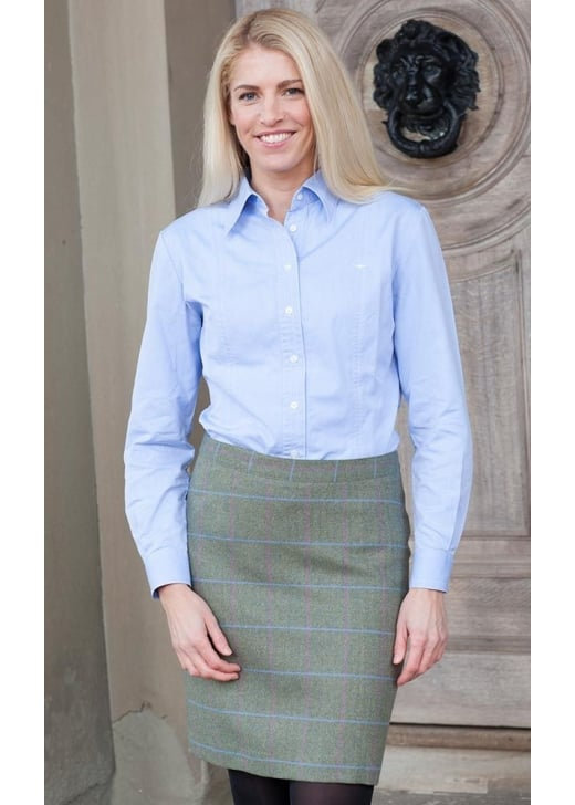Bladen Limited Edition Anniversary Leizate Tweed Skirt