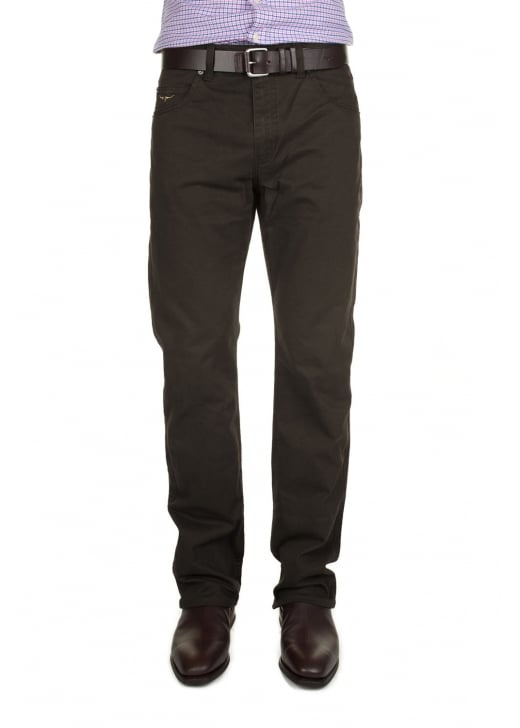 RM Williams Linesman Regular Fit Jeans (Luxury Fabric)