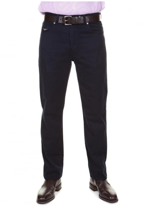 RM Williams Linesman Slim Fit Jeans (Luxury Fabric)