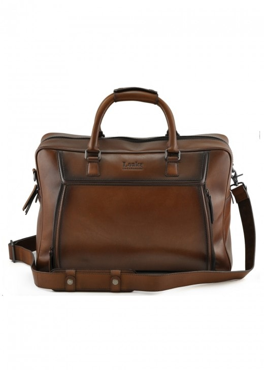 Loake Aviator Bag