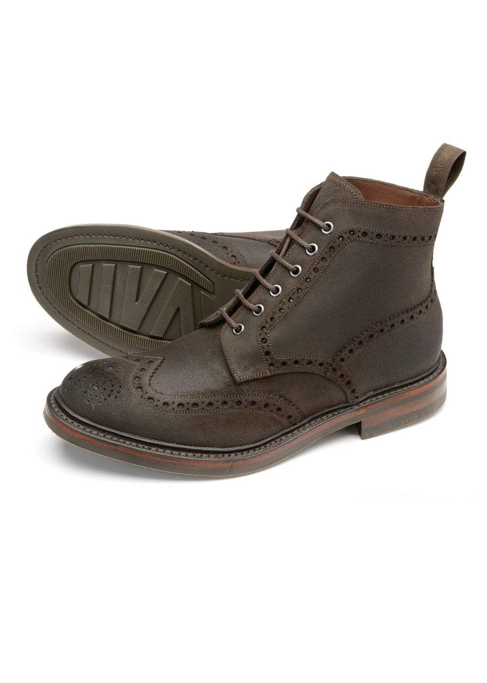 e9636a00e68 Loake Bedale Boots - Mens from A Hume UK
