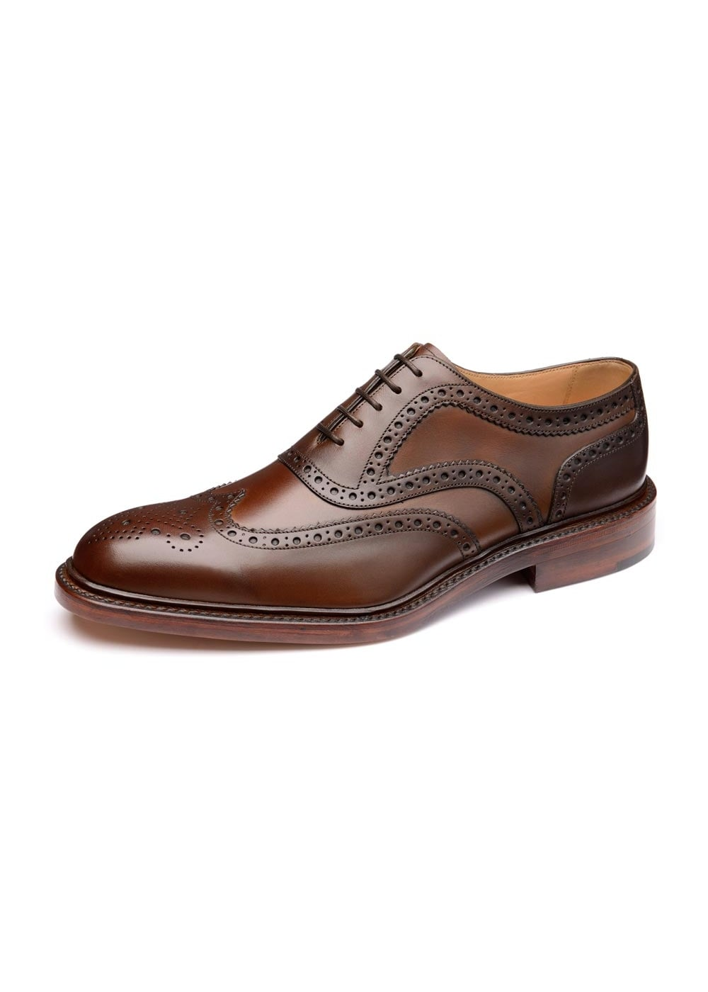 Loake Funnelweb Brogue NEW Large Image