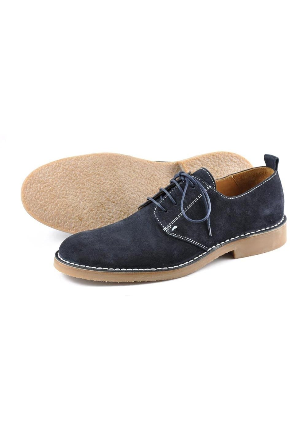 Loake Mojave Suede Shoes  Large Image