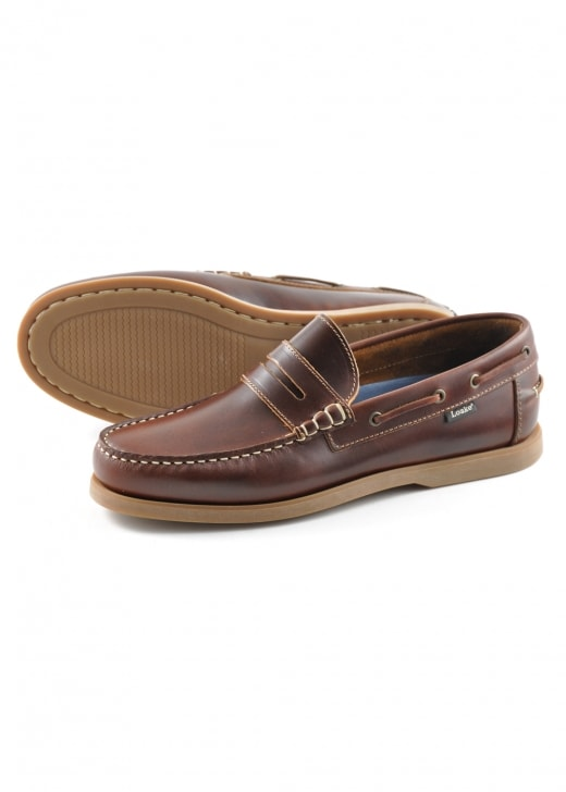 Loake Plymouth Deck Shoes