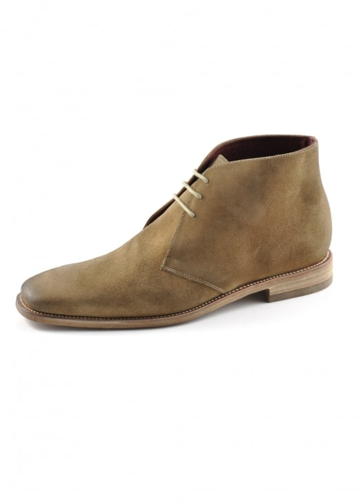 Loake Trapper Suede Boots