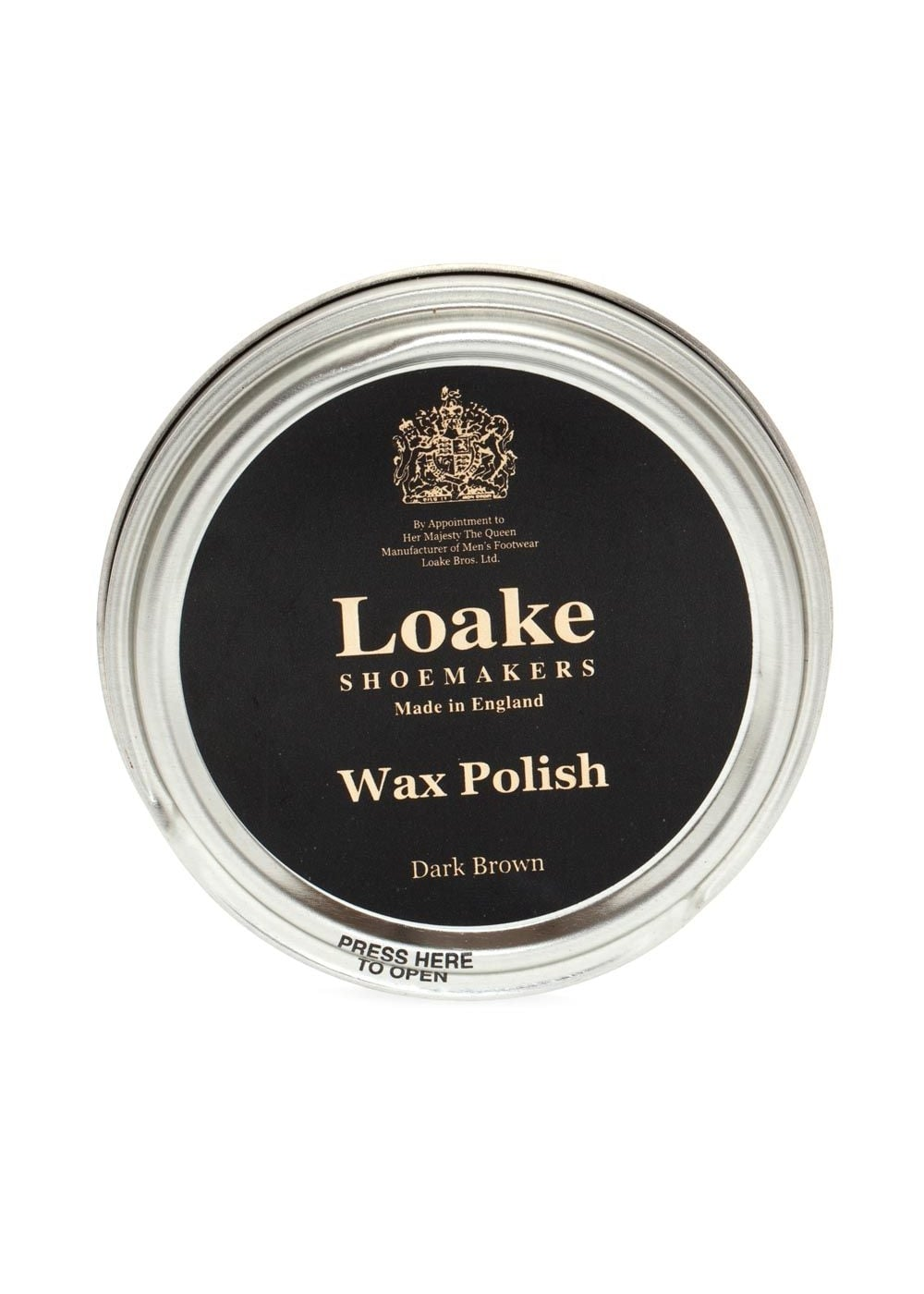 Loake Wax Shoe Polish  Large Image