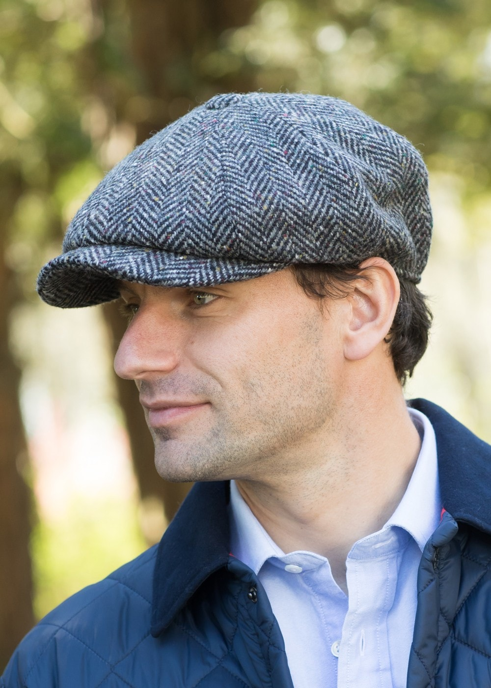 37b6f625 Magee Baker Boy Cap - Mens from A Hume UK