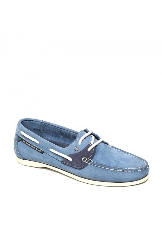 Dubarry Malta Moccasin Deck Shoes- A Hume