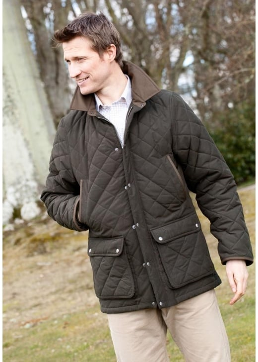 Schoffel Manton Quilted Jacket