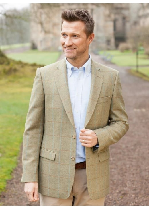 Magee Midweight Tweed Jacket