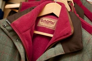 Jackets, Gilets, Shirts and Trousers