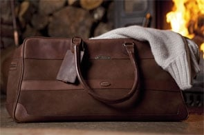 Mens Luggage, Leather Goods and Wallets
