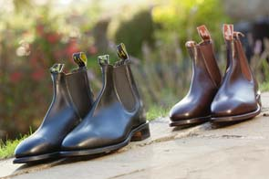 RM Williams | Country Boots, Clothes & Lifestyle | A Hume