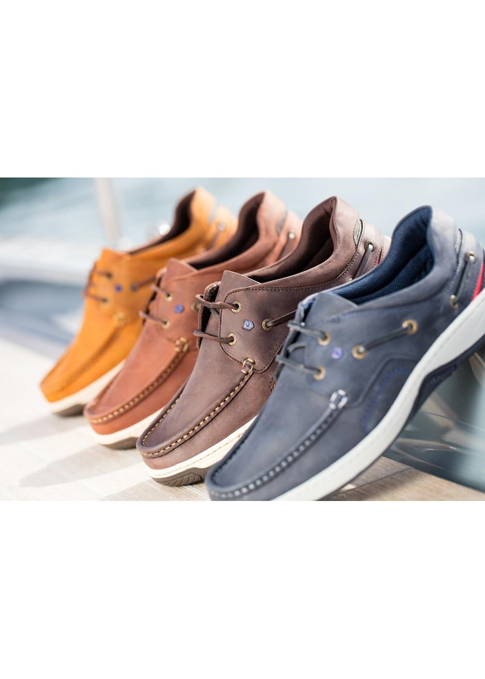 ef8e14b02b Dubarry Navigator Deck Shoe - Mens from A Hume UK